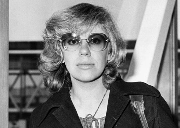 Happy birthday to Erica Jong, author of Fear of Flying, BTD 1942.