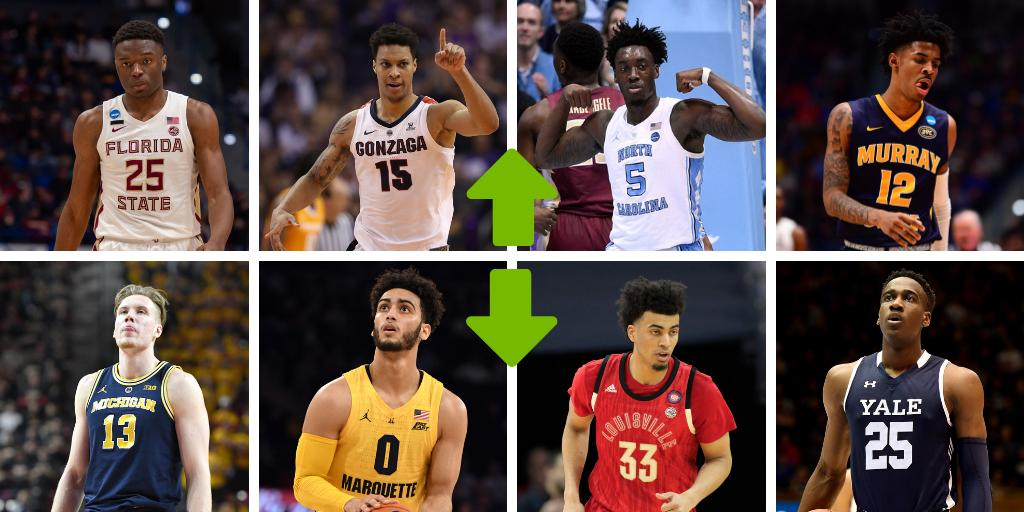 Which NBA Draft prospects have helped or hurt their stock the most in the first round of the NCAA Tournament (by @Jefferson_Hoops)  https://fansided.com/2019/03/26/nba-draft-prospect-stock-stock-ncaa-tournament-edition/…