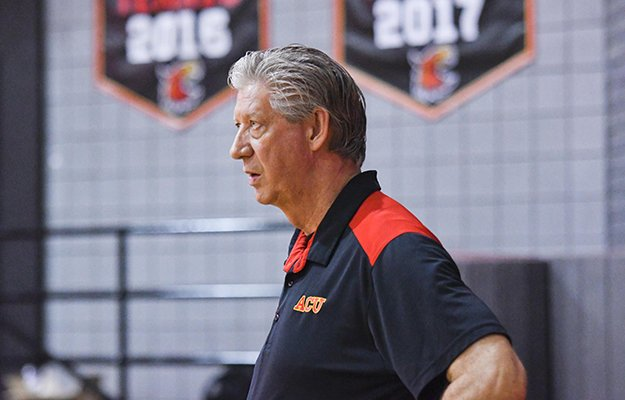 Women's Basketball: Odell Berry Retires As ACU Women's Basketball Coach, Search Begins  - http://www.acufirestorm.com/article/1730.php…