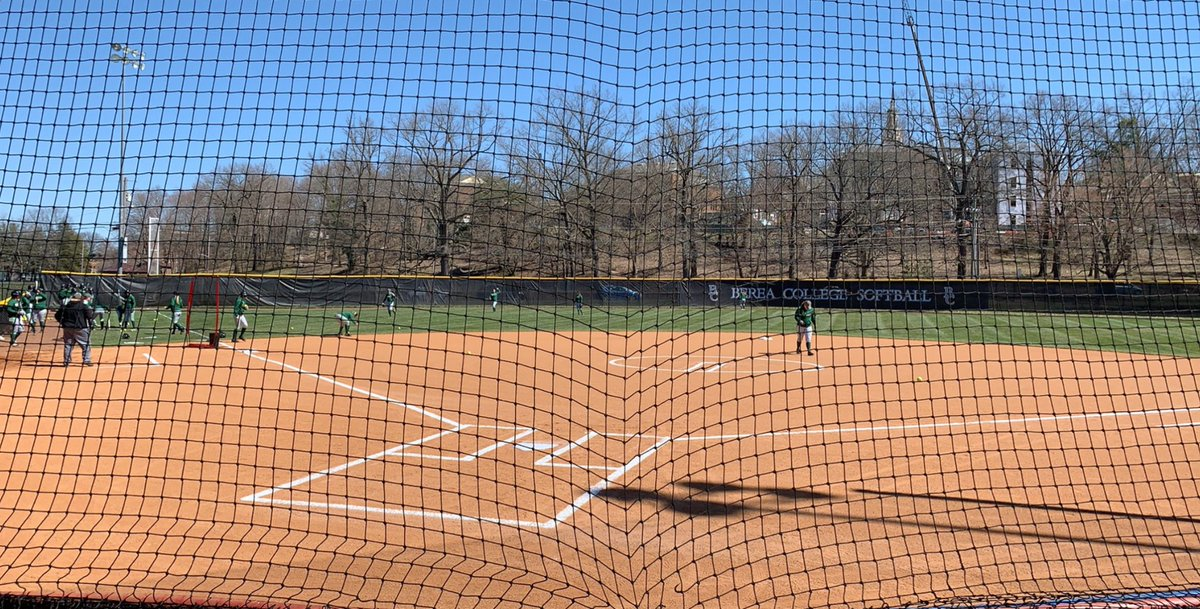 Beautiful day for some softball 🥎☀️ #HOWL #OurWay