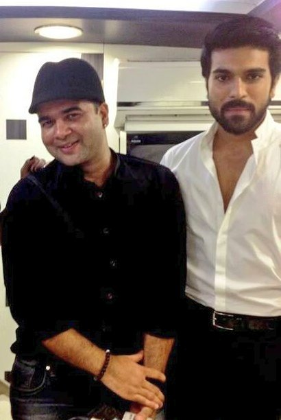 Wish you a very happy birthday RAM CHARAN .. stay blessed ..