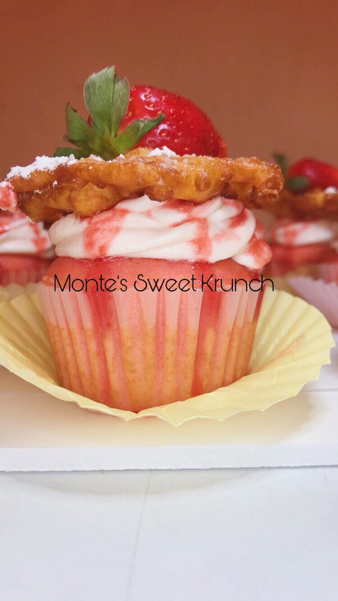 Black Girl Ventures On Twitter Rt Dejour Montress Strawberry Funnel Cake Cupcakes Retweetthis Selftaught Treatmaker Blackentrepreneur Nickiminaj Teenentrepreneur Tylerperry Cardib Jussiesmollett Gwinnettcounty