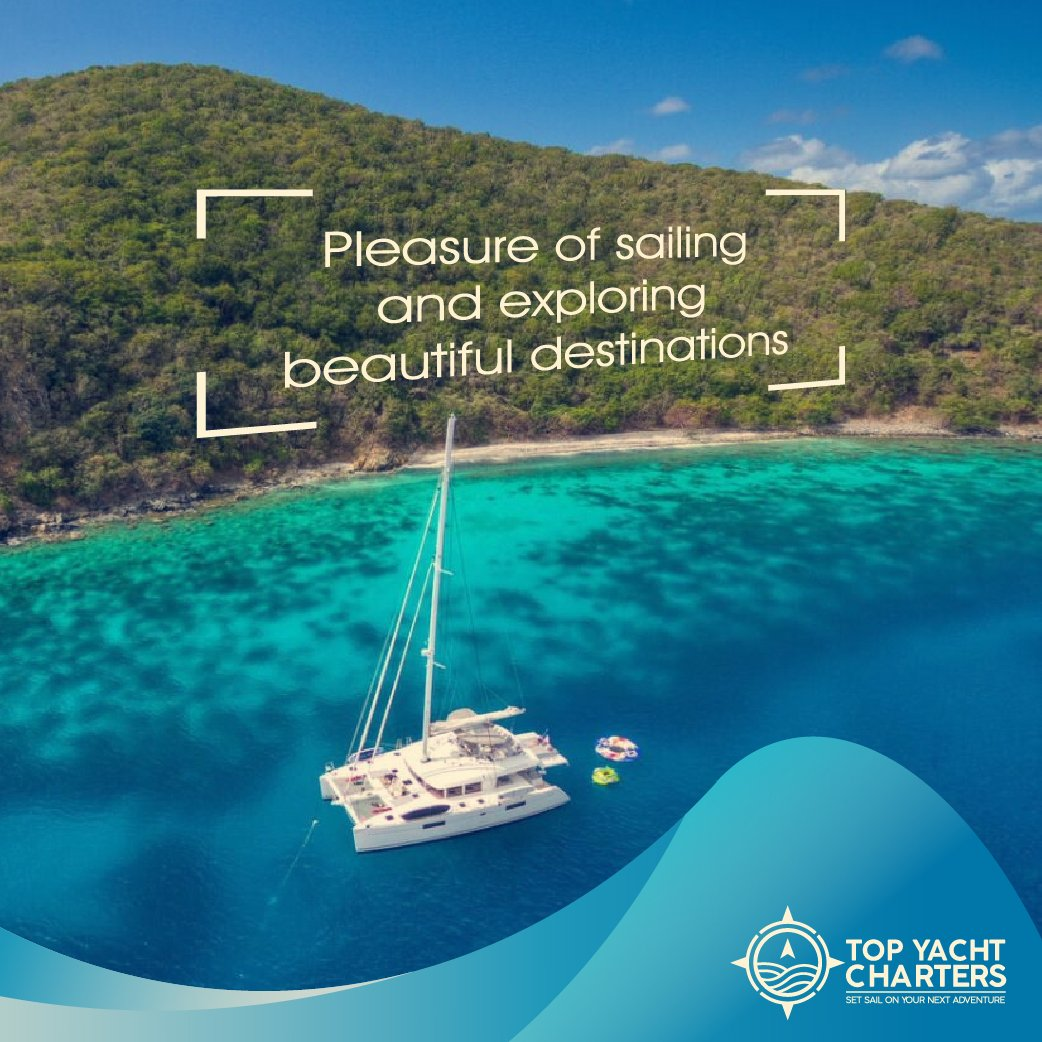 Avail the pleasure of sailing and exploring beautiful destinations.We also have awesome packages fo