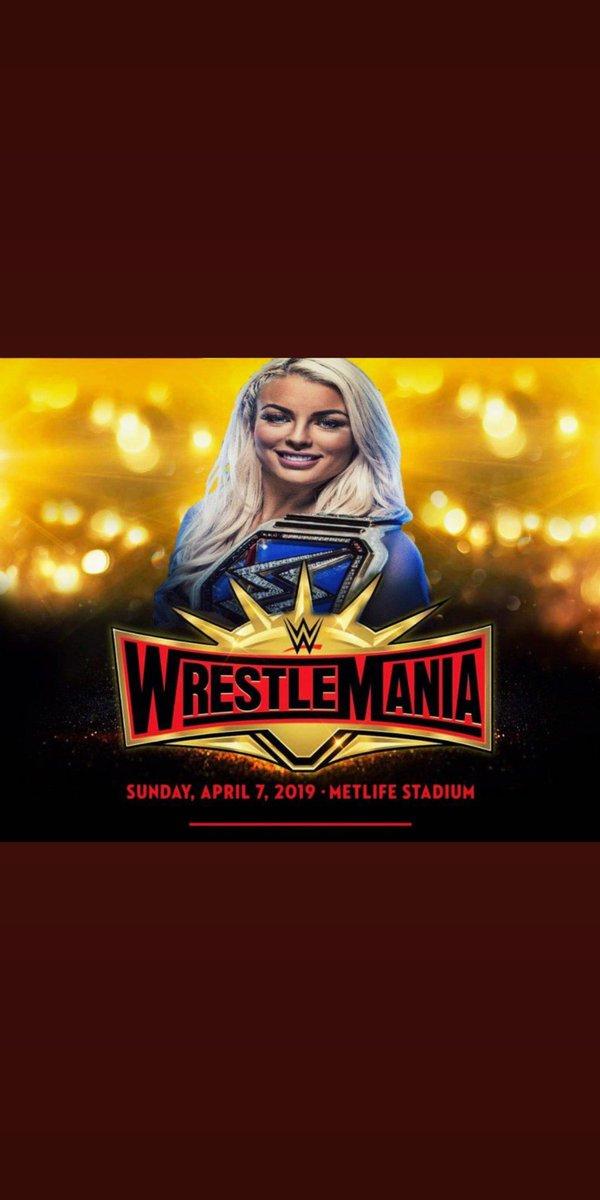 #ThisIsYourTime  #MandyMania #GodsGreatestCreation  @WWE_MandyRose