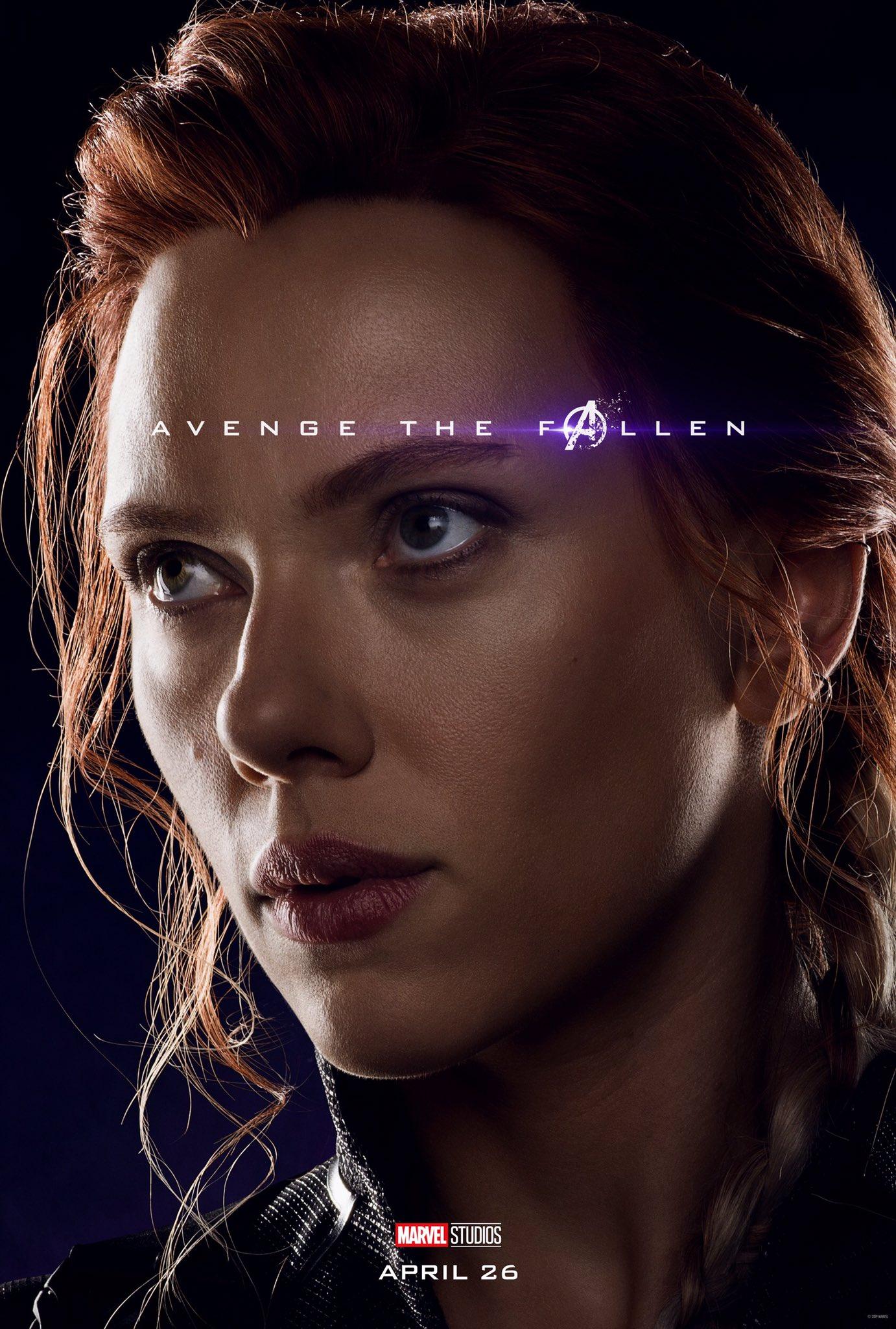 1 Month. #AvengersEndgame https://t.co/bv27sShJ2t