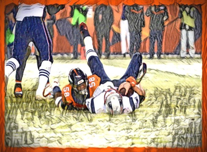 Happy 30th Birthday to Von Miller. Let s celebrate it with some and porn