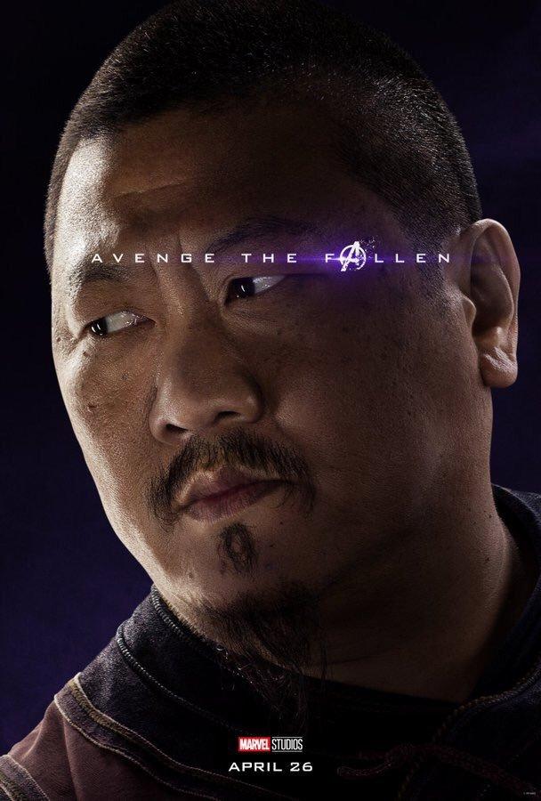 Avengers : Endgame [Marvel - 2019] - Page 3 D2mR5KtWkAAalOP
