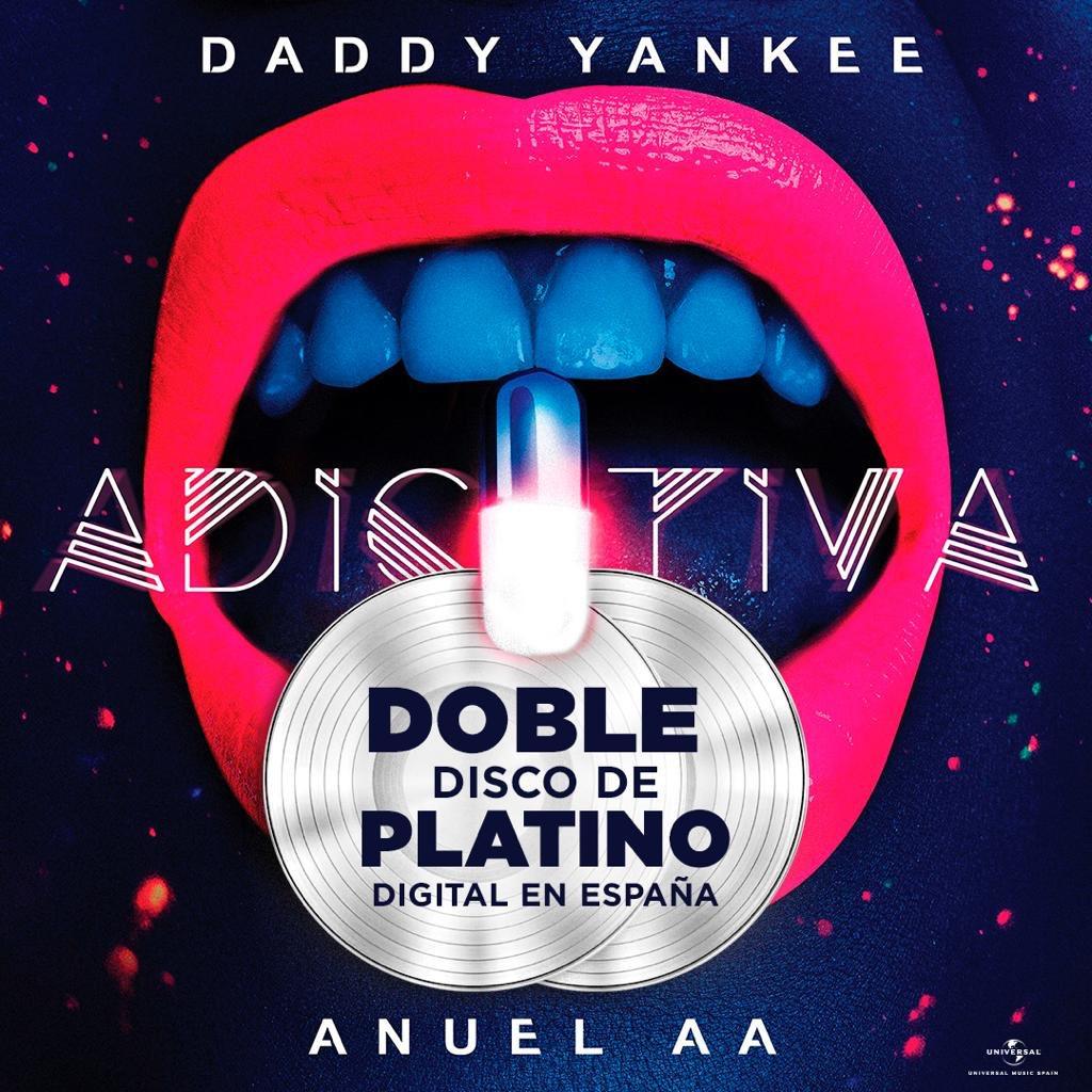 Daddy Yankee  @ daddy_yankee