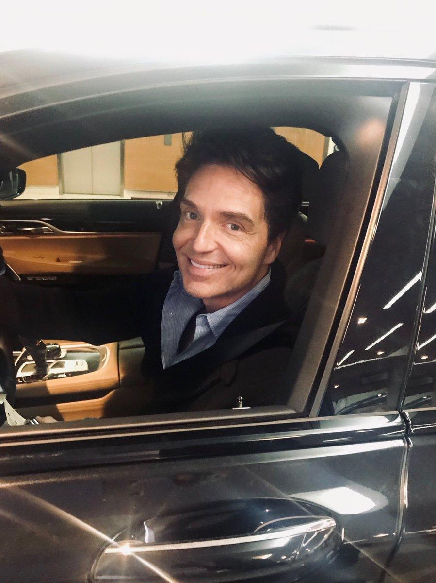 Photo of Richard Marx  - car