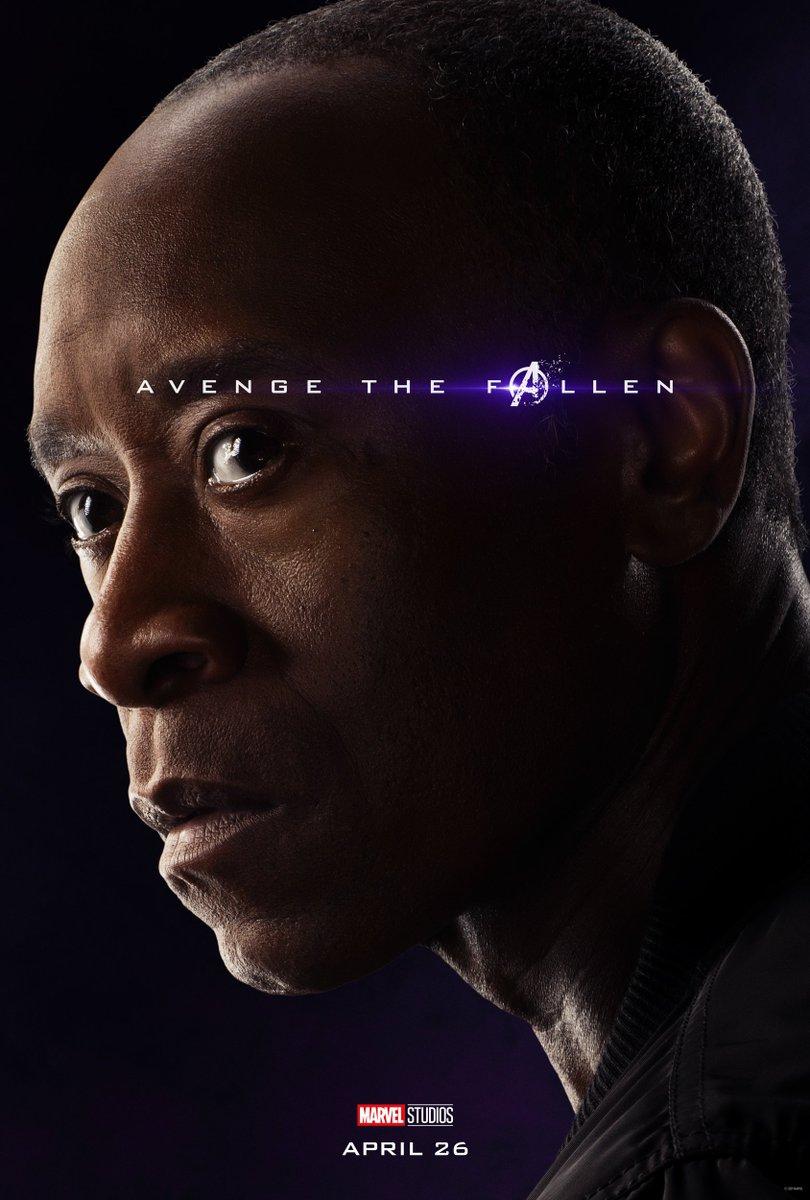Marvel Just Released 32 New Avengers Endgame Character Posters