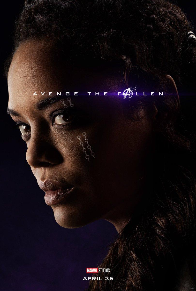 Marvel just released 32 new 'Avengers: Endgame' character