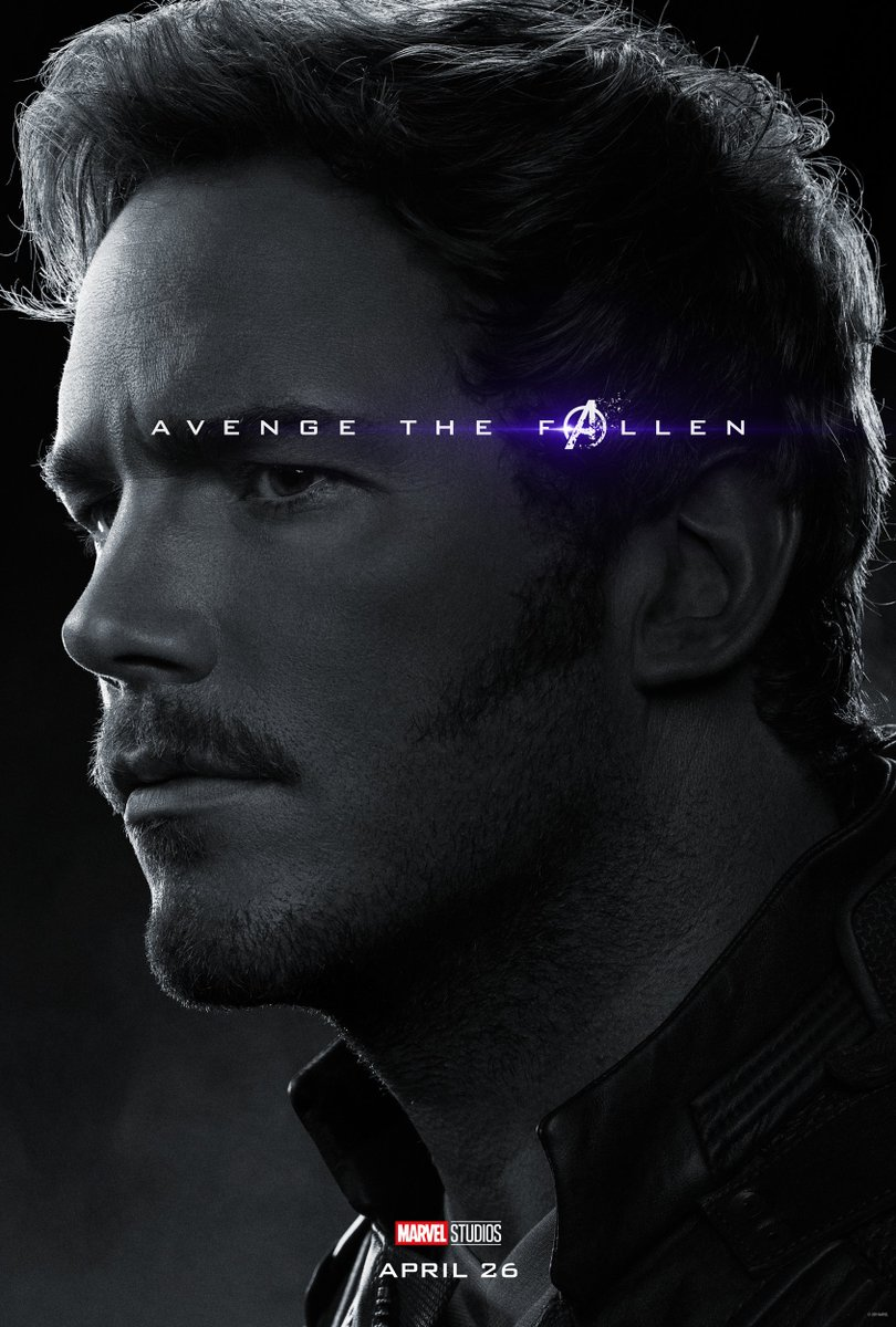 Avengers: Endgame Character Posters Unleashed 2