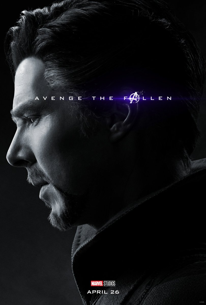 Avengers: Endgame Character Posters Unleashed 4