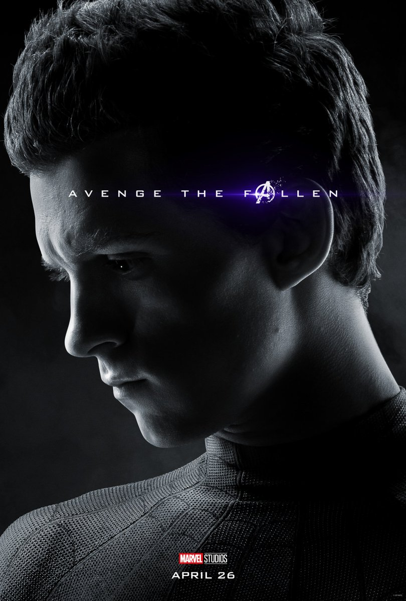 Avengers: Endgame Character Posters Unleashed 5