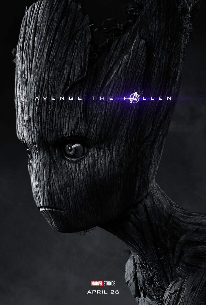 Avengers: Endgame Character Posters Unleashed 9