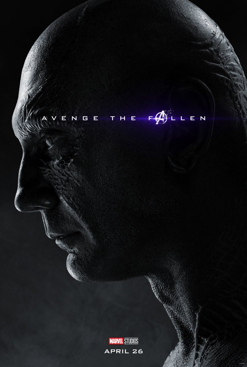 Avengers: Endgame Character Posters Unleashed 13