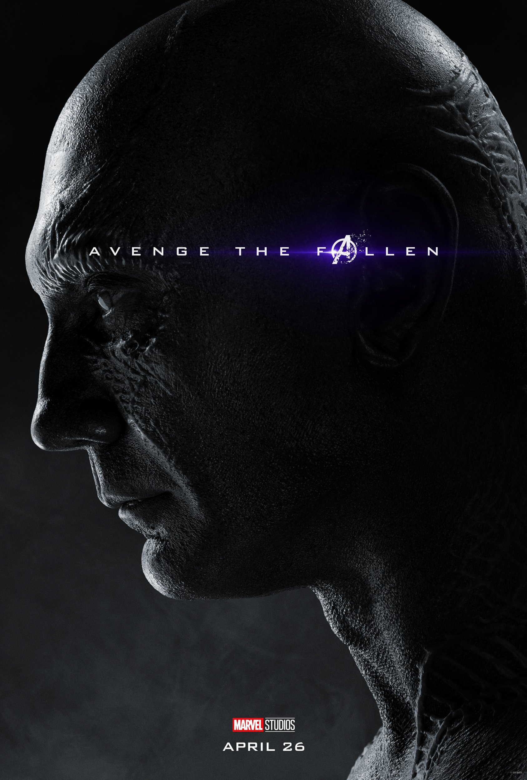 Avengers Endgame Chinese Poster Features Some Awesome New