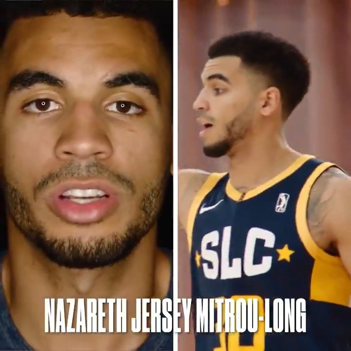 """There are HOOPERS in the G League..."" and Naz Mitrou-Long (@NazzyJML) is one of them.  The former @IowaStateMBB standout turned @UtahJazz #2WayPlayer takes another step on his journey TONIGHT: a win-or-go-home #GLeaguePlayoffs game  🏀: @SLCStars-@OKCBlue ⏰: 8 pm/et 📺: @Twitch"