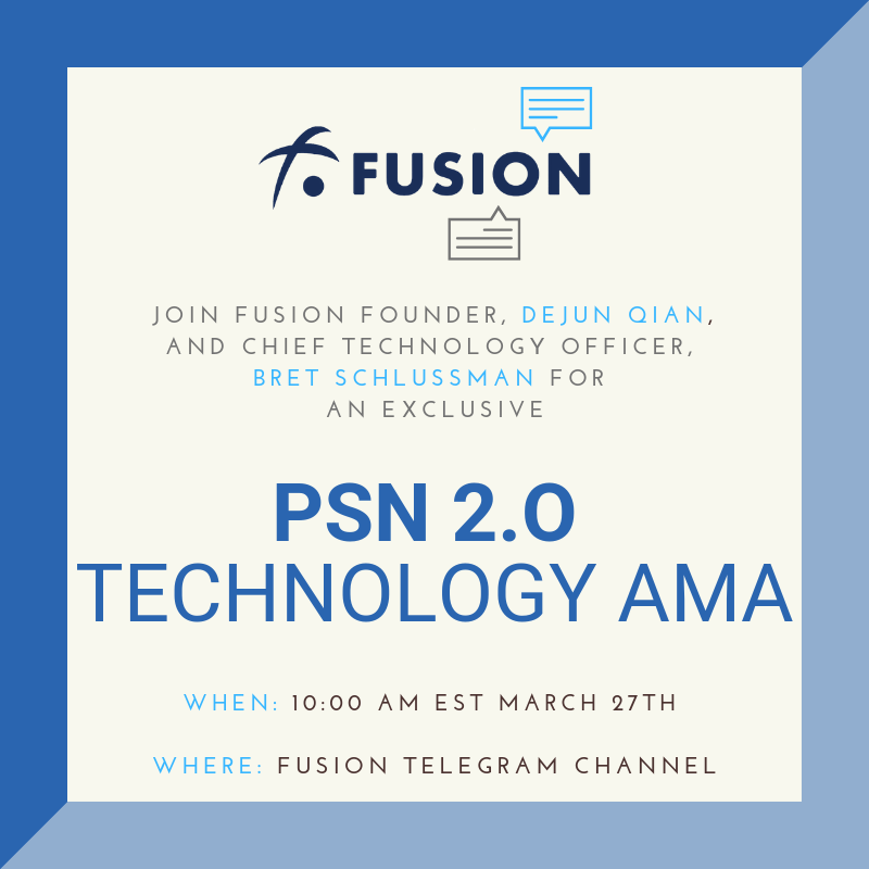 FSN news fusion is hosting a psn 2 0 focused live #ama with