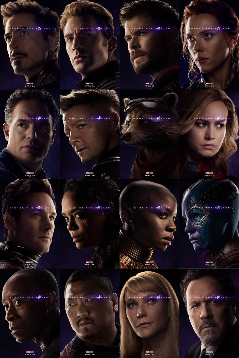 Avengers : Endgame [Marvel - 2019] - Page 3 D2mel74UYAE-dgP