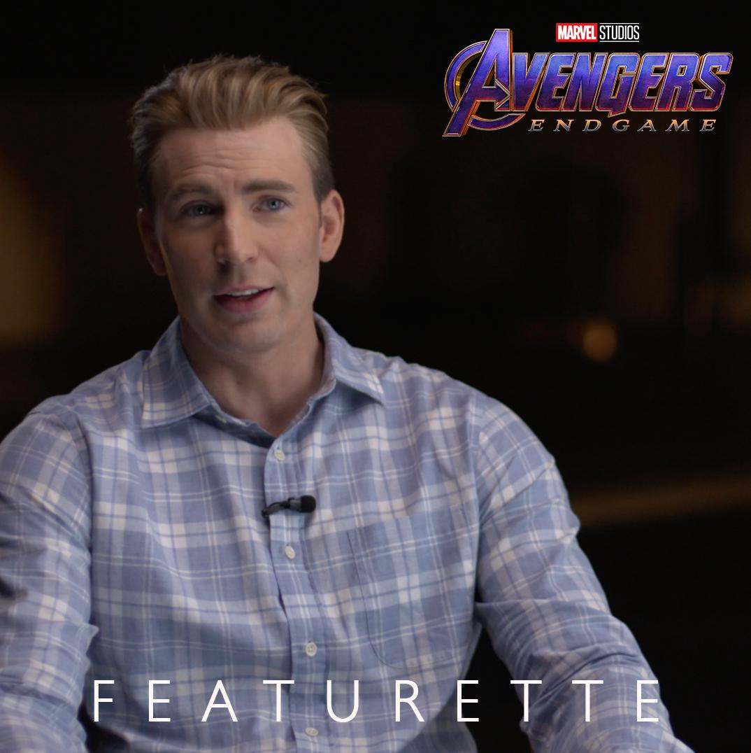 """""""We're in the endgame now."""" Watch this brand-new featurette from Marvel Studios' #AvengersEndgame in theaters in one month."""