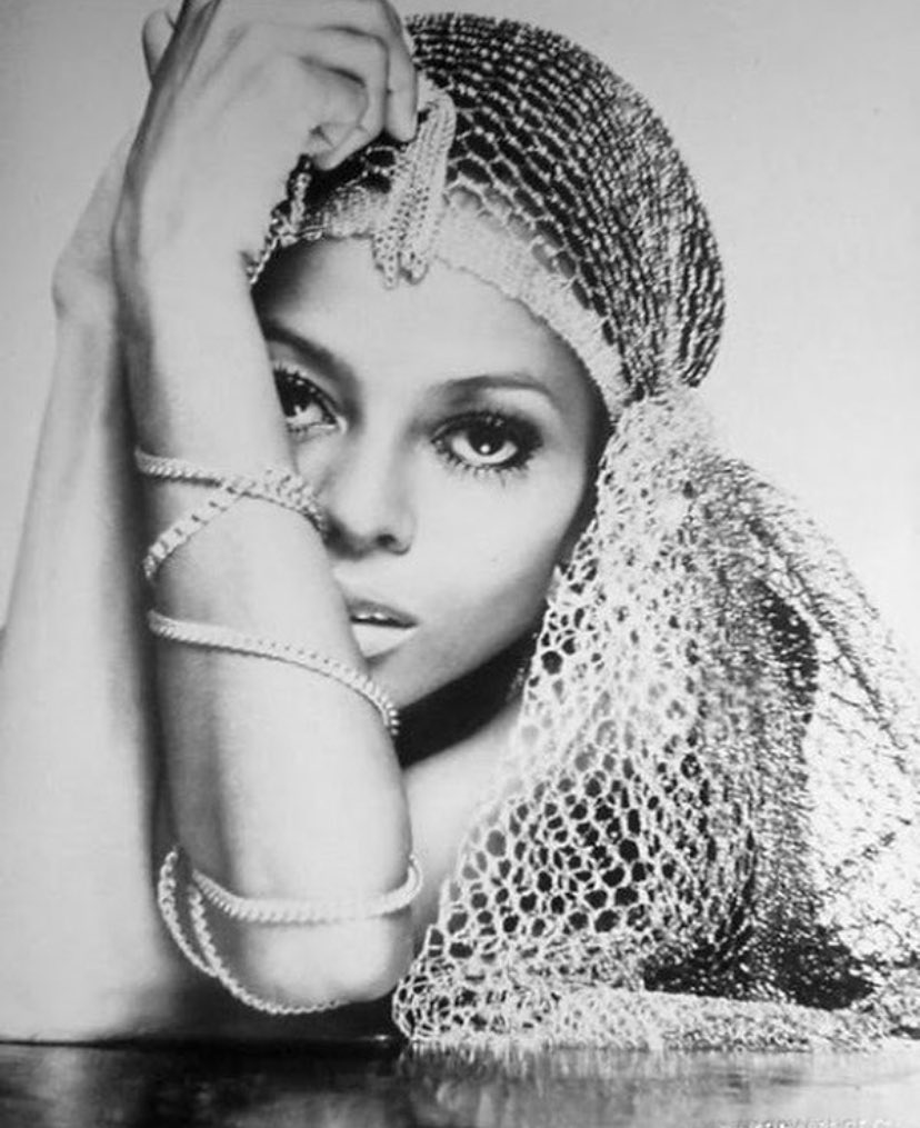 Happy 75th birthday to a living legend, Diana Ross.