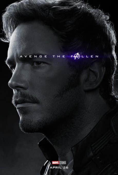 Sólo falta 1 mes para #AvengersEndgame Y los vengadores nos han compartido estos geniales posters  ¿Y tú estás listo? (4)