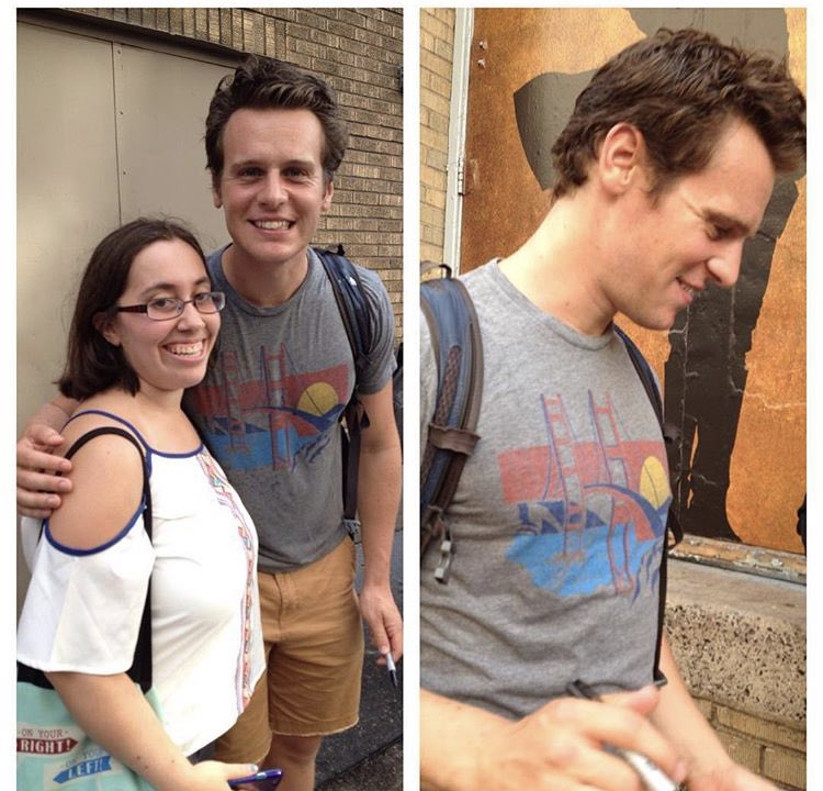 Happy birthday jonathan groff (i cant believe this was almost 4 years ago holy shit lol)