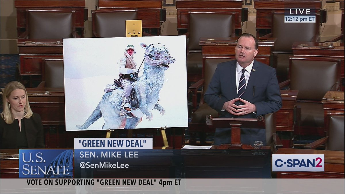 #AOC 2020 platform: Tauntauns for everyone!  Sweet!
