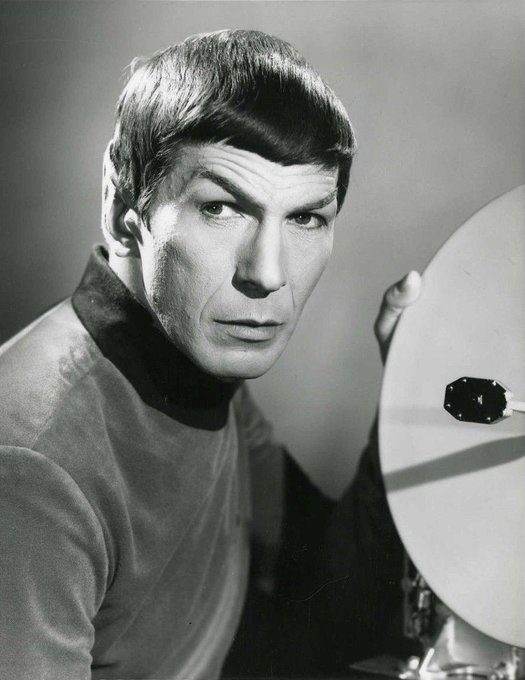 Happy Birthday Leonard Nimoy