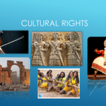 Image for the Tweet beginning: #CulturalRights mandate has sent >120