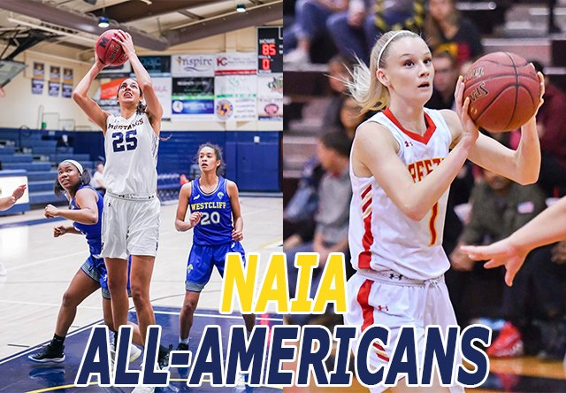 Women's Basketball: Christmas and Soares Named First Team All-Americans  - https://t.co/c9cvc2r6bA https://t.co/mS9ihyMXIv