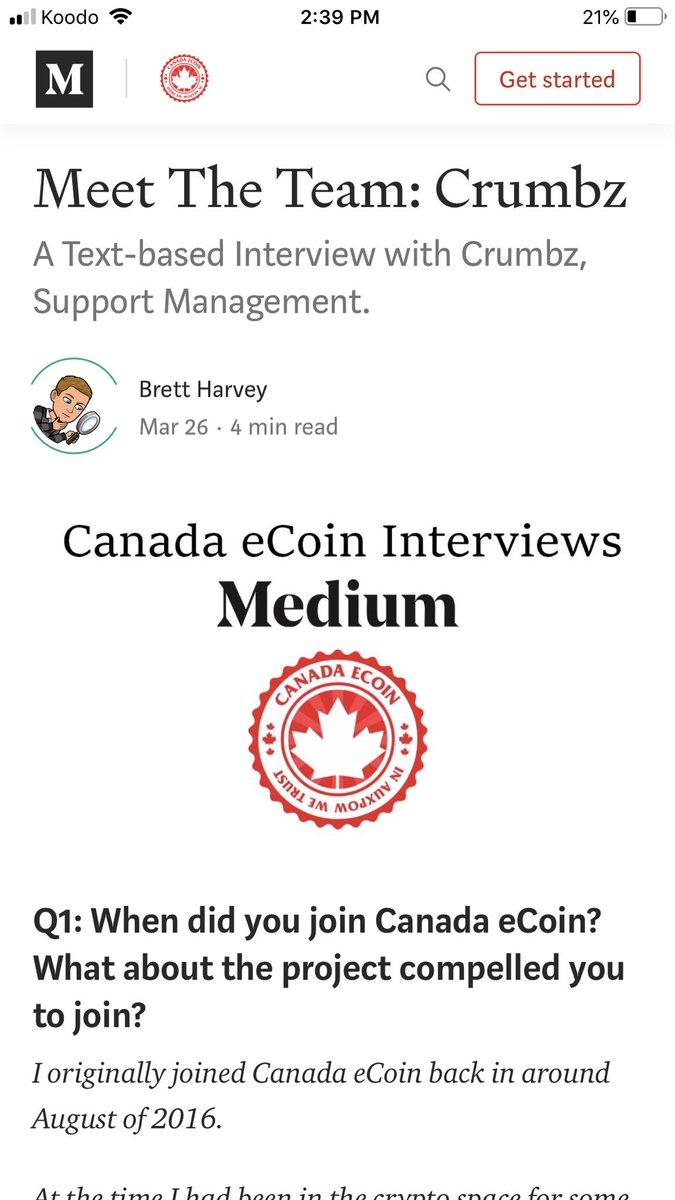 Canada eCoin CDN