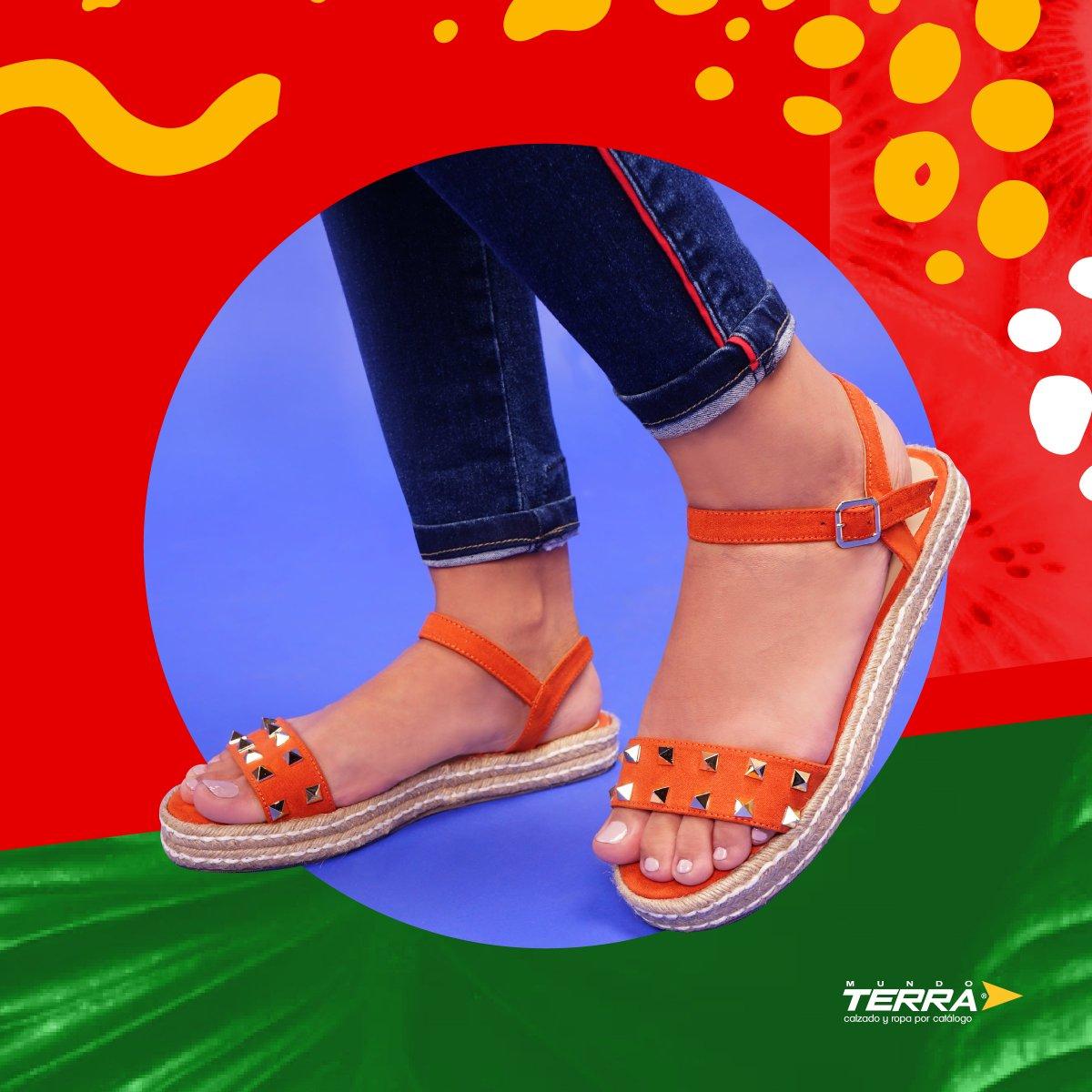 Perfectas para tu día a día.   #mundoterra #shoes #loveshoes #look #outfit #primavera #loveit #ropa #zapatos #fashion #moda https://t.co/bdj8I7ICRA