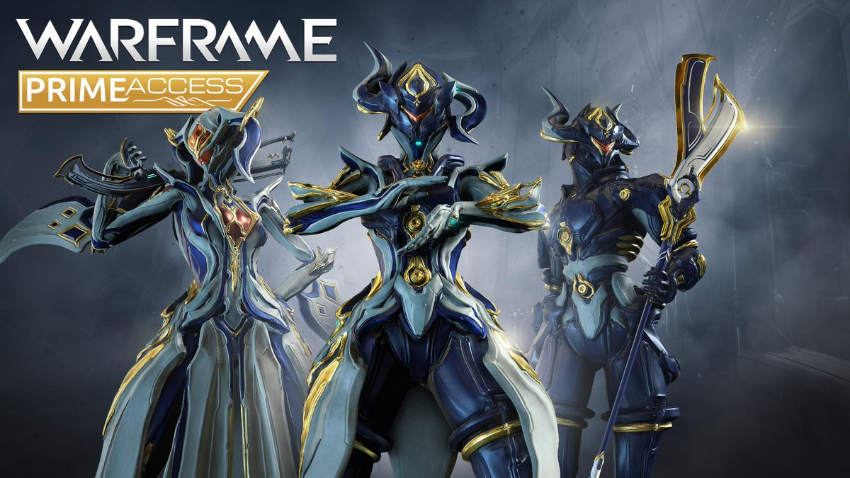 How To Claim Prime Access Warframe
