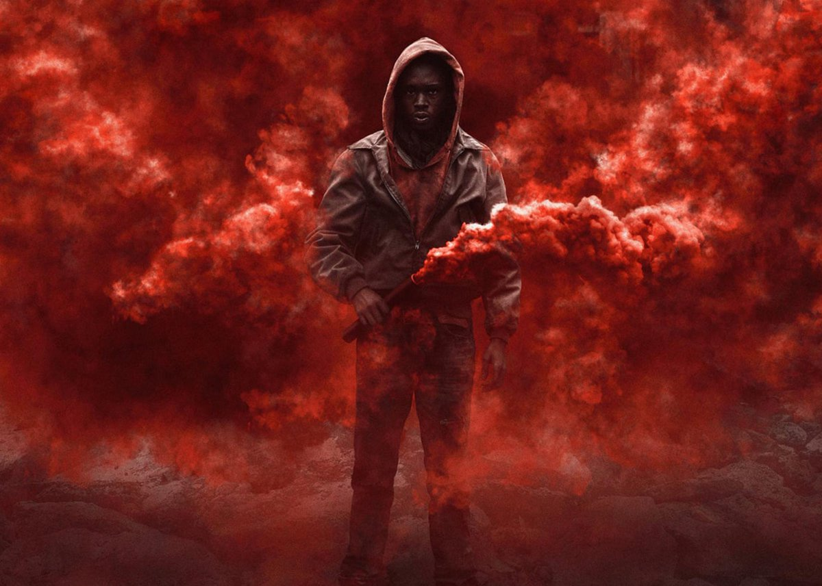 Is it improvement or an invasion? Let's take a closer look at the world depicted in @captive_state – now playing at AMC. Full Story: https://t.co/AaE6swheZT. https://t.co/G7QWIC8VRc