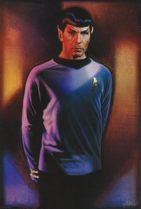 Happy Birthday to the late, great & logical Leonard Nimoy! He was, and always shall be, our friend.