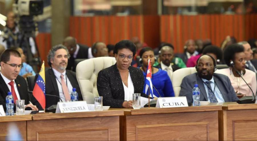 Cuba reitera respaldo a causa de la  República Árabe Saharaui Democrática (+Fotos)