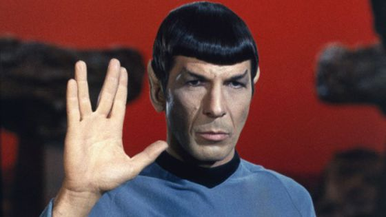 Happy Birthday, Leonard Nimoy
