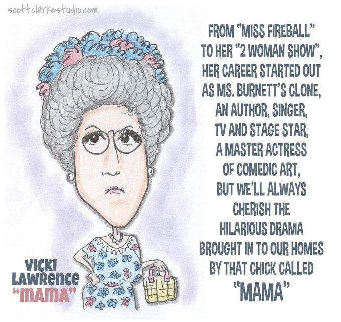 Happy Birthday Vicki Lawrence!