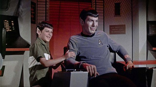 Happy 88th Birthday to Leonard Nimoy