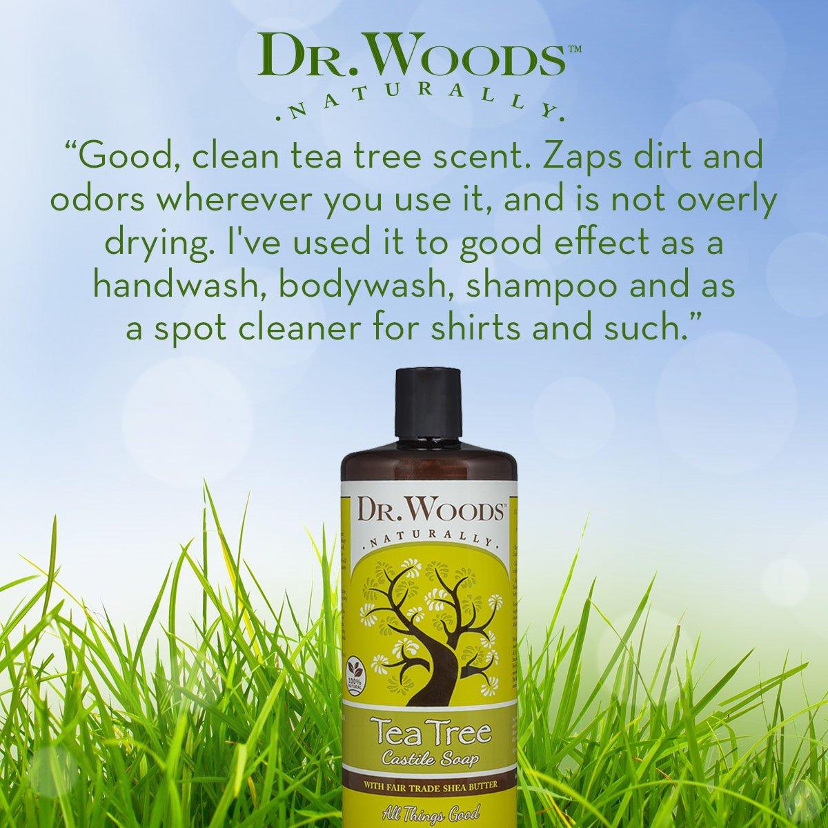 Tea Tree Castile Soap ...