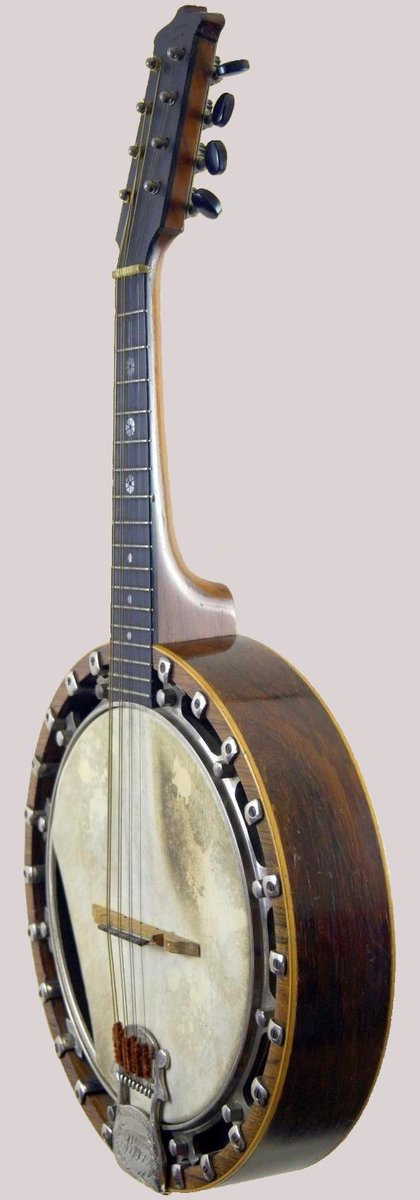 1910's Windsor Banjo Mandolin zither