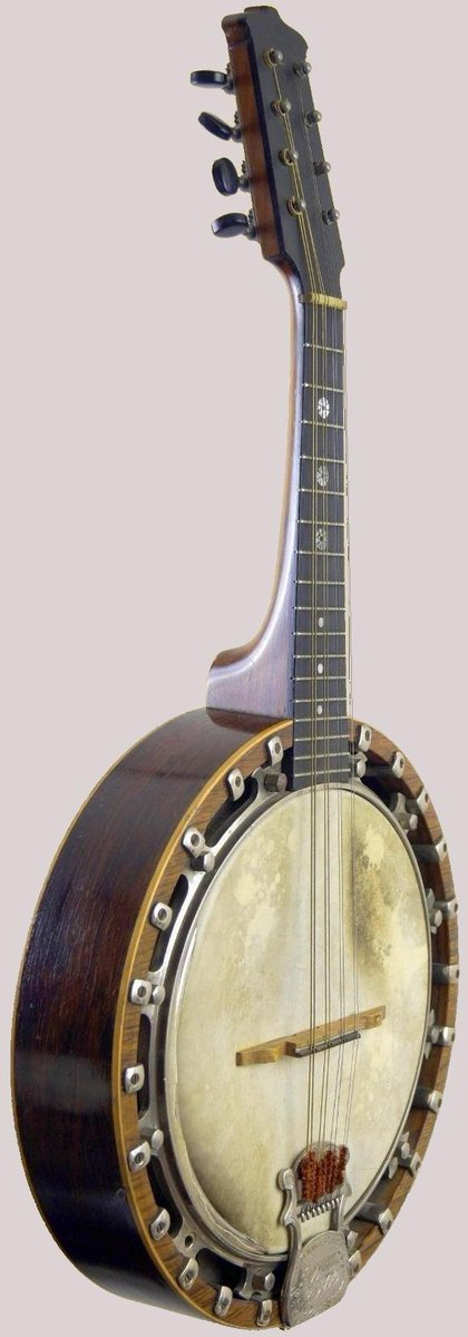 1900's Windsor Banjo Mandolin bracketless
