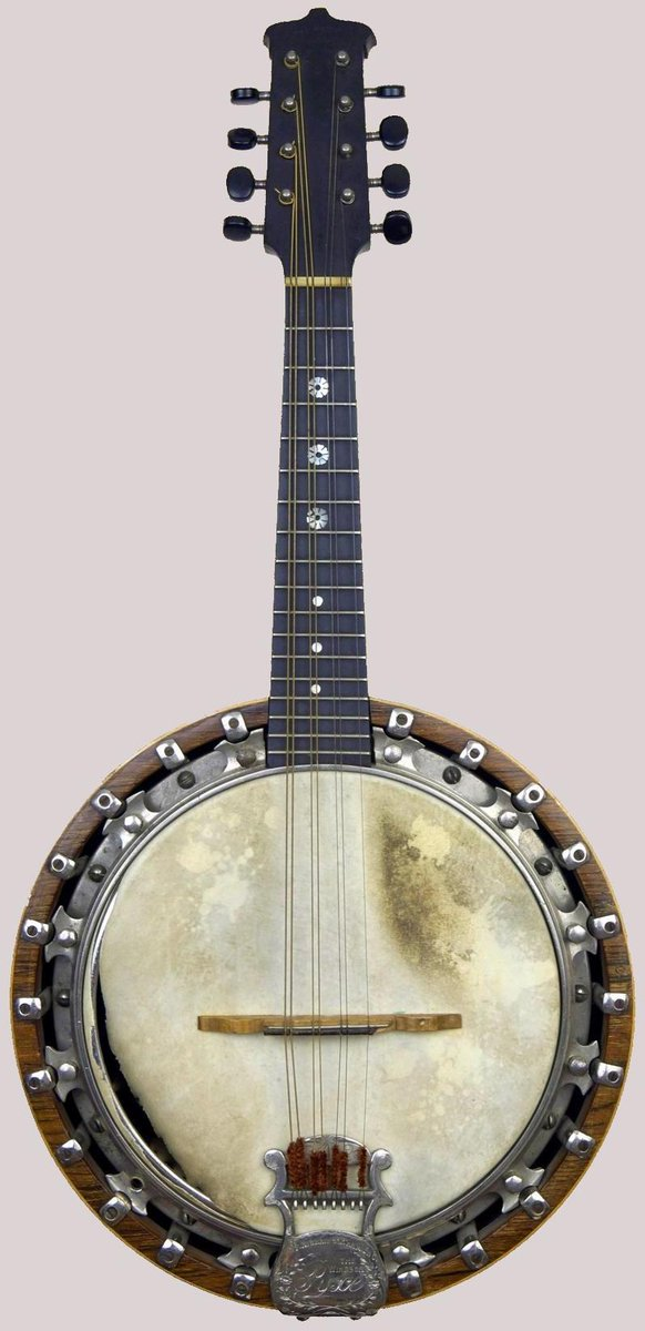 Windsor model 2 Pyxe Banjo Mandolin