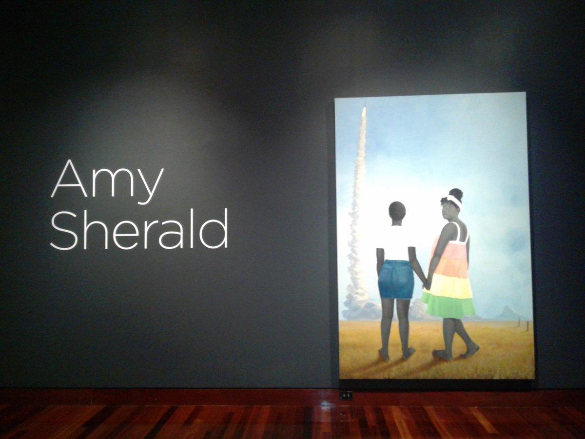 #amysherald's work @spelmanmuseum #Beautiful! #SpelMuse  #SpelPresence  #SisterPoweron10!