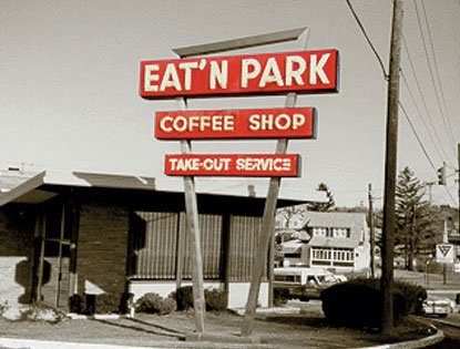 Ever wonder why we're called Eat'n Park and not Park'n Eat? Well... Back in 1949, when our first restaurant opened, the term