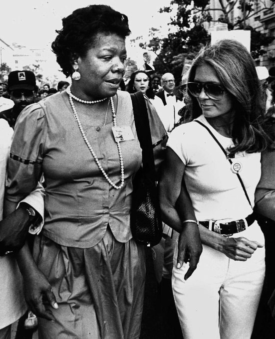 Happy Birthday Gloria Steinem!