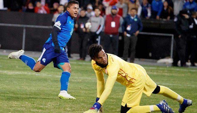 26-3-2019 - Amistoso El Salvador 2 Peru 0. D2o6nMGX4AAURvC