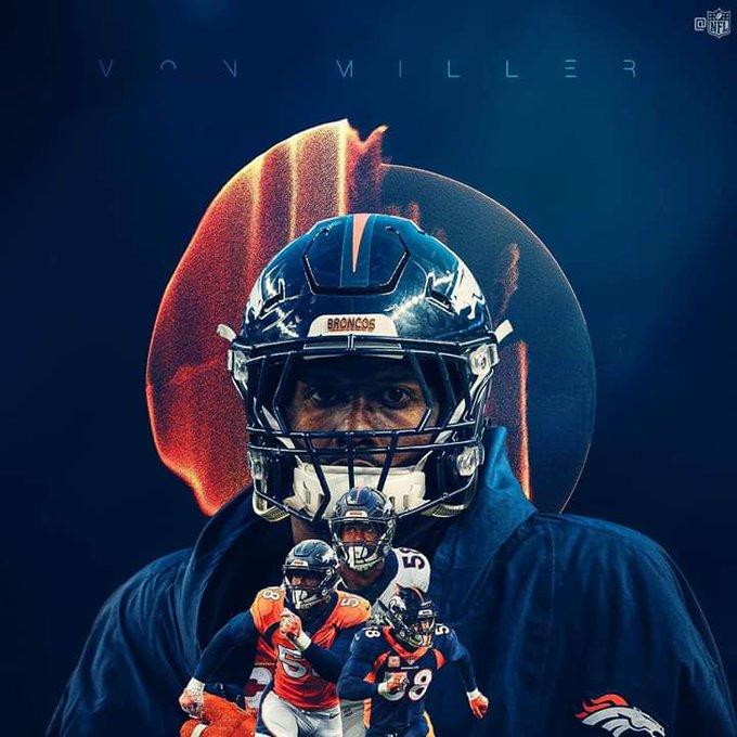 HAPPY BIRTHDAY to Denver Broncos star pass-rusher Von Miller!